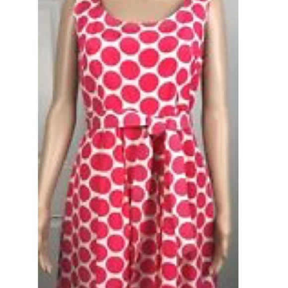 Banana Republic Dresses & Skirts - Silk Polka Dot BR Dress